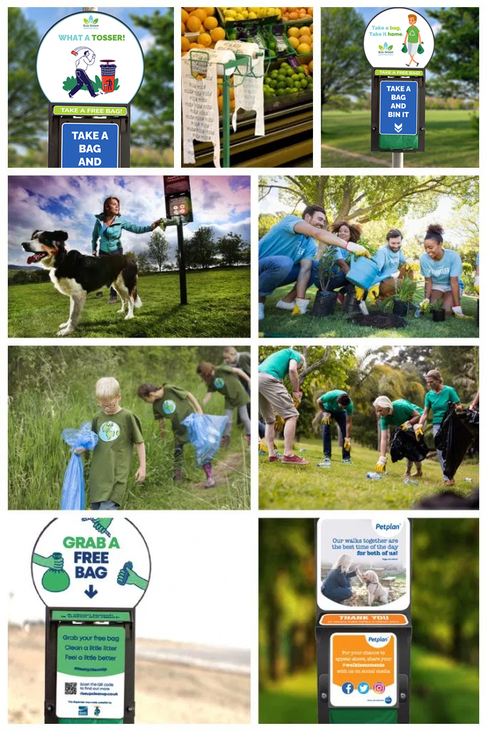 eco green communities sponsorship